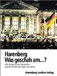 Harenberg Was geschah am . . . ?