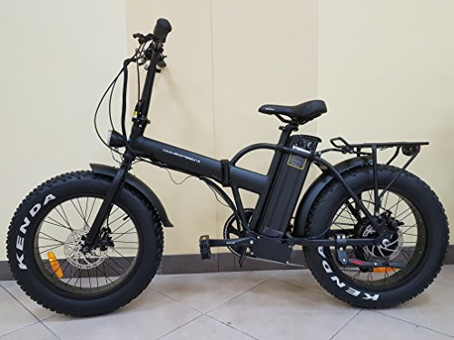 BICICLETA ELECTRICA PLEGABLE FOX