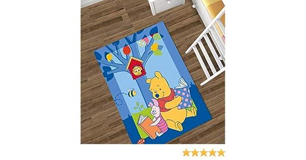 Tapis de sol Winnie The Pooh Picnic 95 x 133 cm