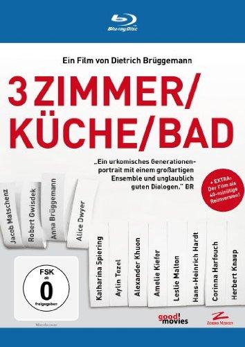 3 Zimmer/Küche/Bad [Blu-ray]