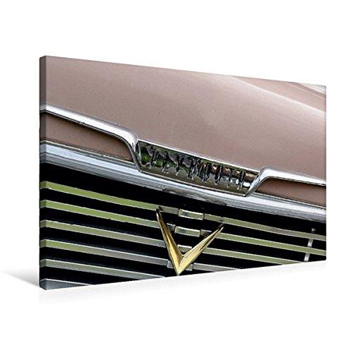 Calvendo Premium Textil-Leinwand 75 cm x 50 cm quer, Plymouth Belvedere   Wandbild, Bild auf Keilrahmen, Fertigbild auf echter Leinwand, Leinwanddruck Mobilitaet Mobilitaet