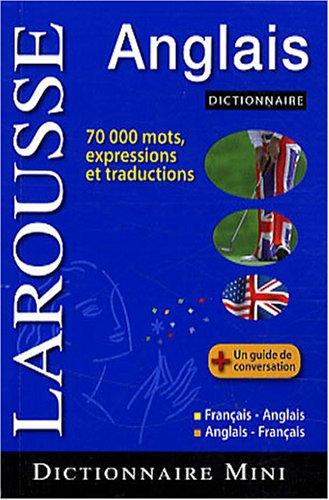 Mini dictionnaire français-anglais et anglais-français