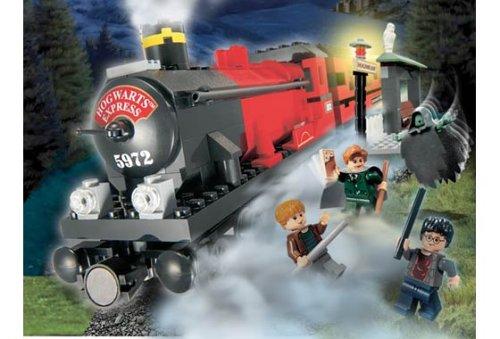 LEGO Harry Potter 4758 - Hogwarts Express 3