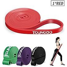 YOUNGDO Elastique Sport, Elastique de Sport Musculation, Bande de Résistance  Exercer Musculation, Faire e02f783414d