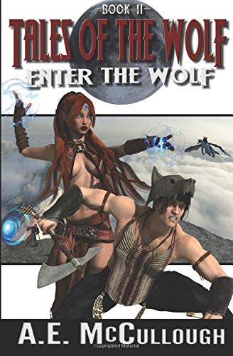 Enter the Wolf Cover Image