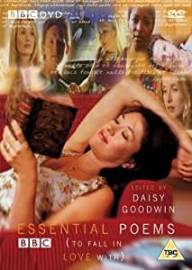 Essential Poems (To Fall In Love With) With Daisy Goodwin [DVD] [2004]