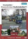 Streckenfahrt: Braunschweiger Straßenbahnlinie 9 [Alemania] [DVD]