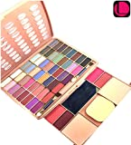 #6: LAKME 9 TO 5 MAKEUP KIT COLORFULL DAZZLING SHINE 48 COLORS OF EYESHADOW ,3 COLOR BLUSHER AND ONE COLOR COMPACT POWDER CAKE