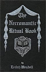 Necromantic Ritual Book