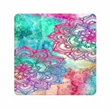 Glamour Personalize Lovely Mandala Pattern Eco Friendly Materuals Mousepad For Friends