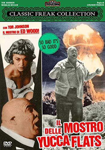 Dvd - Mostro Delle Yucca Flats (Il) (1 DVD) Flat Terminals
