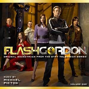 Flash Gordon Vol.1:TV Score [Import anglais]