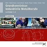 CD-ROM - Grundkenntnisse Industrielle Metallberufe nach Lernfeldern: Lernfelder 1-4, das Buch HT 3010 als PDF sowie alle Abbildungen im JPG-Format