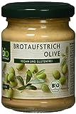 biozentrale Brotaufstrich Olive, 125 g