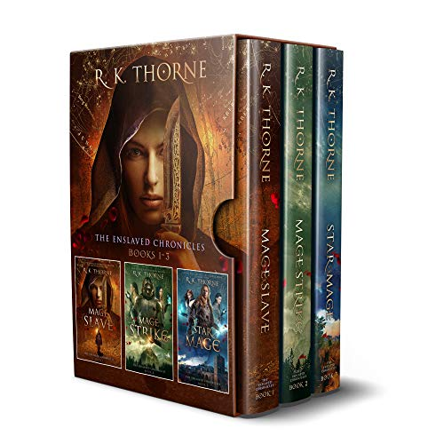 The Complete Enslaved Chronicles: Books 1-3 Digital Boxed Set: Mage Slave, Mage Strike, and Star...