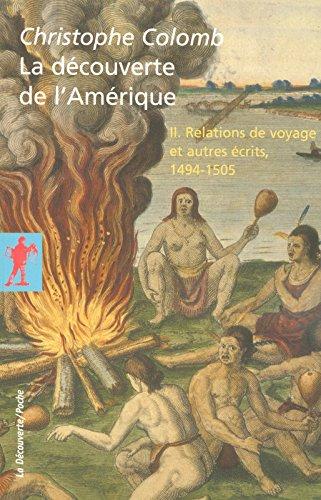DECOUVERTE DE L AMERIQUE T2