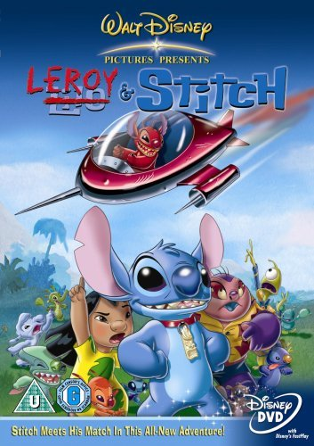 Preisvergleich Produktbild Leroy & Stitch DVD [UK Import]