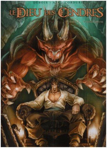 Le dieu des cendres, Tome 1 : Luchtigern