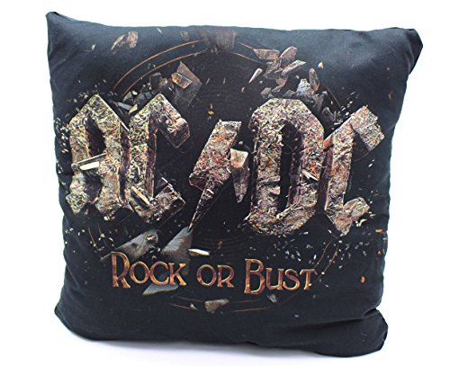 ACDC Rock or Bust Kissen 40 x 40cm