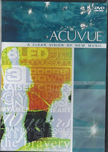 Preisvergleich Produktbild ACUVUE: A Clear Visio of New Music - Various Artists