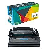 Do it Wiser ® CF287X 87X Cartucho de Toner Compatible con HP LaserJet Enterprise M506 MFP M527f MFP M527dn MFP M527z MFP M527c M506x M506dn M506n M501dn (18,000 Páginas)