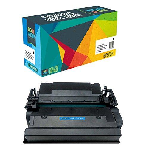 Do it Wiser ® CF287X 87X Toner Kompatibel für HP LaserJet Enterprise M506 M506dn MFP M527f MFP M527dn MFP M527z MFP M527c M506x M506n M501dn (18.000 Seiten) (1 Hp Single)