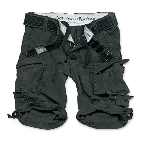 Division Shorts Lightning Edition Blackcamo - M