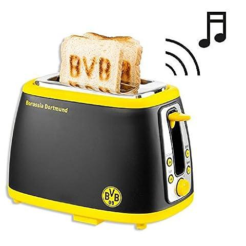BVB 09 Borussia Dortmund Sound Toaster 25 x 15 x 19 cm Soundtoaster 12700500