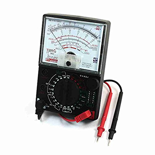 Price comparison product image Move&Moving(TM) TY960 Resistance AC/DC Voltage Current dB Testing Analogue Multimeter