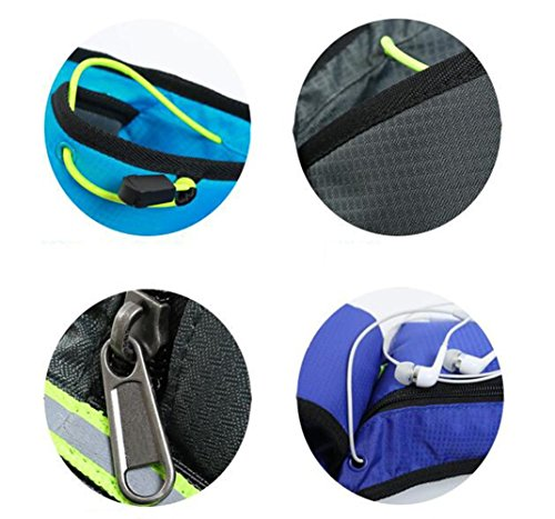 OOFWY Running Waistpack, Sport Wasserkocher Tasche Tasche für Handytaschen Waistpacks Draußen Wasserflasche Tasche für Fitness Radfahren Wandern Walking Männer und Frauen C