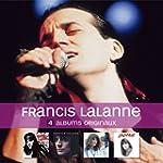4 Albums Originaux : Francis Lalanne...