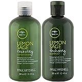 Die besten Paul Mitchell Shampoo und Conditioner - Paul Mitchell LEMON SAGE Haarverdichtung Shampoo & Conditioner Bewertungen