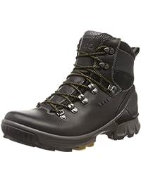 Ecco Terra Evo, Chaussures Multisport Outdoor Homme, Noir (Black/Black), 46 EU