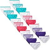 Hanes Little Girls' 20-Pack Lace Waistba...