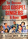 The Original USA Gospel Singers Recklinghausen 2013