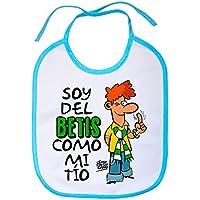 Babero soy del Betis como mi tío Jorge Crespo Cano