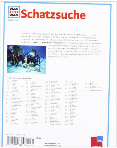 Was ist was, Band 096: Schatzsuche - 2
