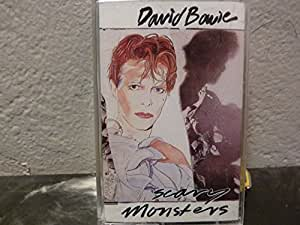 Scary Monsters [CASSETTE]