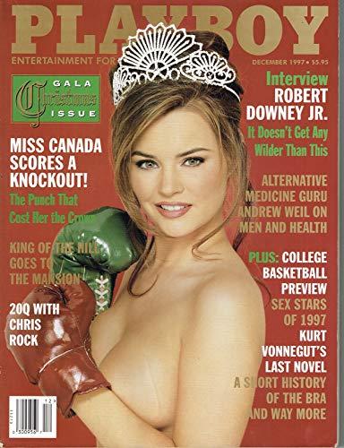 Playboy Magazine, Décembre 1997pa