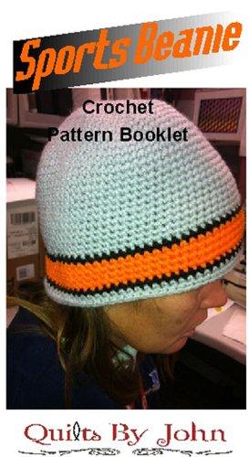 Crochet Sports Beanie Pattern Booklet (English Edition) -