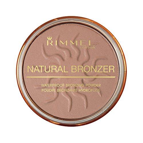 Rimmel London Natural Waterproof Poudre Soleil Bronzante SPF15 026 Sun Kissed 14 g