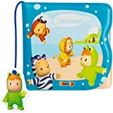 Smoby 110612 Cotoons Magisches Badebuch, blau