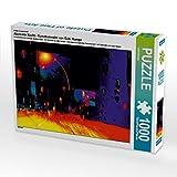 CALVENDO Puzzle Abstrakte Nacht - Kunstkalender Von Gabi Hampe 1000 Teile Lege-Grösse 64 x 48 cm Foto-Puzzle Bild Von Hampe Gabi