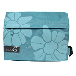 Golla G1008 Evie Sac photo en polyester Taille M Turquoise