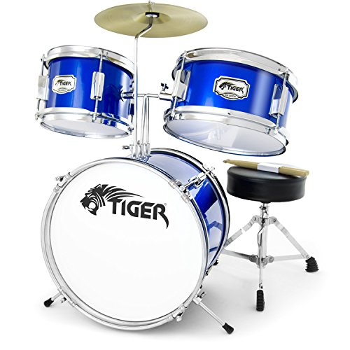 tiger-3-piece-junior-drum-kit-blue
