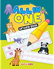All In One - Writing Book (Practice)