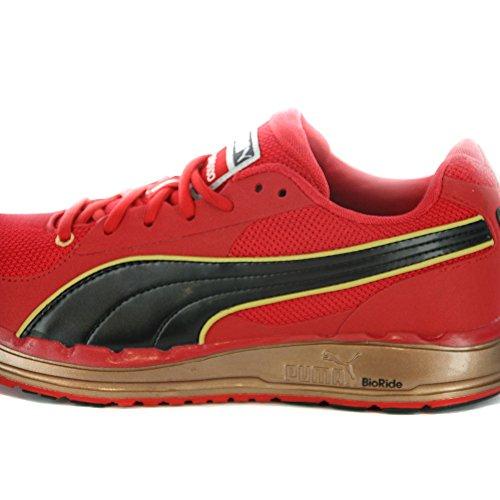 Puma Hommes FAAS 300 Fonctionnement Rouge Formateurs red