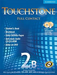 Touchstone 2B Full Contact (with NTSC DVD): No. 2B