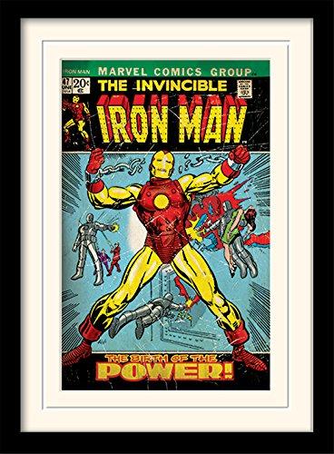 Robert E Lee Für Kinder - Pyramid International Iron Man (Birth of