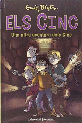 Una altra aventura dels Cinc por Enid Blyton